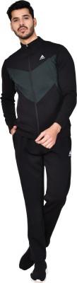 Reforce Self Design Men Track Suit