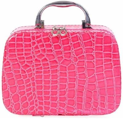 Unicqlifestyle cosmetic bag Travel Toiletry Kit Pink