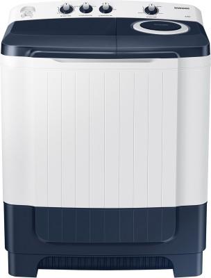 Samsung 8.5 kg 5 star Semi Automatic Top Load White, Grey(WT85R4000LL/TL)