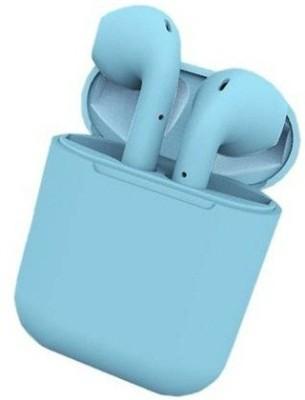 CHG Wireless Headset Bluetooth Headset with Mic Bluetooth Headset(Blue, True Wireless)