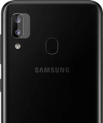 Karpine Camera Lens Protector for Samsung Galaxy M10s(Pack of 1)