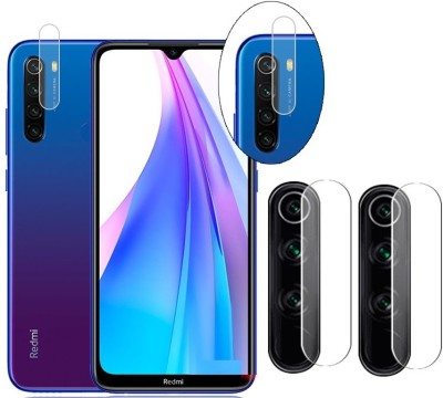 Tough Lee Camera Lens Protector for Mi Redmi Note 8(Pack of 2)