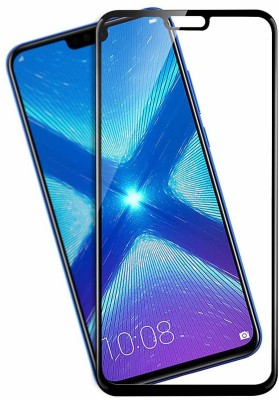 Kelpuj Tempered Glass Guard for Honor 8X(Pack of 1)