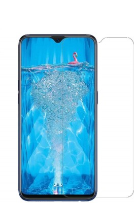 PRKPRINCE Tempered Glass Guard for Oppo F9(Pack of 1)