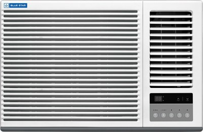 Blue Star 1 Ton 5 Star Window AC  - White(5W12GBT, Copper Condenser)