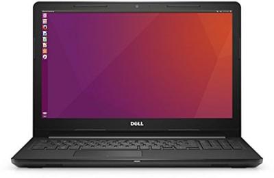 Dell Vostro 15 3000 Core i3 7th Gen - (4 GB/1 TB HDD/Linux) vos / vostro 3581 Laptop(15.6 inch, Black, 2.2 kg)