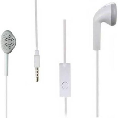 AUDONIC Premium YS Sa_msung Earphonefor Viv.o Opp_o Red.mi Hono.r Nok_ia Wired Headset(White, In the Ear)