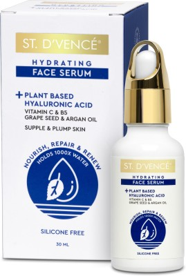 ST. D'VENCÉ Ultra Hydrating Plant Based Hyaluronic Acid Face Serum - 30ml(30 ml)