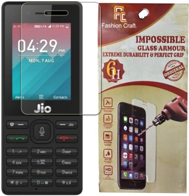 FashionCraft Screen Guard for Jio feature Phone(Pack of 1)