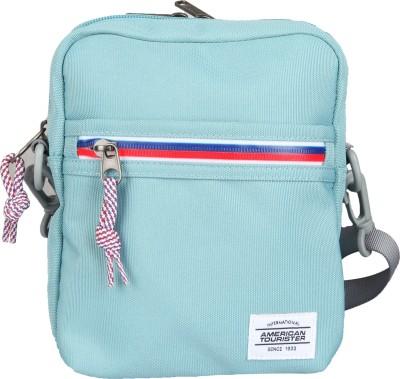 AMERICAN TOURISTER Kris 01 Small Travel Bag   Small Blue AMERICAN TOURISTER Small Travel Bags