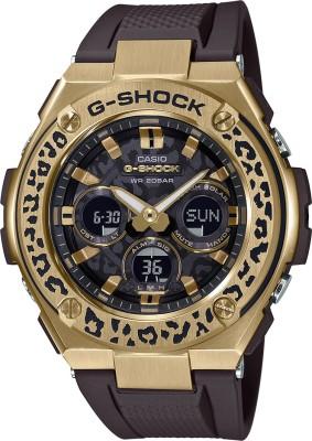 CASIO G1011 (GST-S310WLP-1A9DR) G-Shock Analog-Digital Watch - For Men