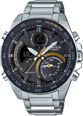 Casio EX514 (ECB-900DB-1CDR) Edifice Analog-Digital Watch - For Men
