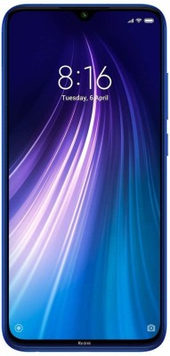 Redmi Note 8 (Neptune Blue, 128 GB)(6 GB RAM)