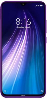 Redmi Note 8 (Cosmic Purple, 128 GB)(6 GB RAM)