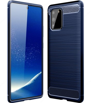 Golden Sand Back Cover for Samsung Galaxy S10 Lite(Blue, Shock Proof)