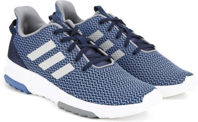 ADIDASLace Running Shoes For Boys Blue