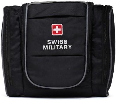 Swiss Military TB6 Travel Toiletry Kit Black