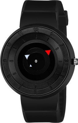 Foxter Unique Arrow New Arrival Silicon Strap Analog Watch  - For Men