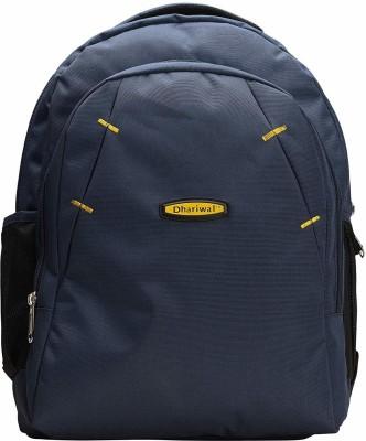 Dhariwal Backpack 26L BP-210 26 L Backpack(Blue)