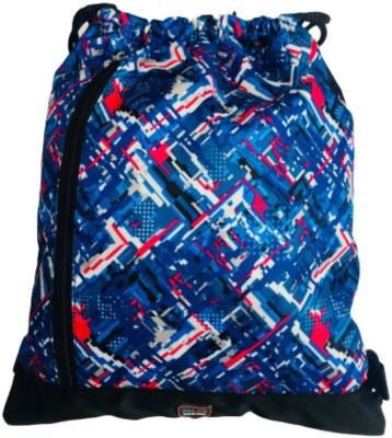 Dejan string backpack A1 14 L Backpack(Blue)