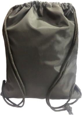 Dejan string backpack A7 14 L Backpack(Grey)