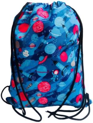 Dejan string backpack AB2 14 L Backpack(Multicolor)