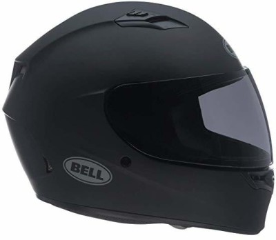 Bell Qualifier Unisex-Adult Full Face Street Helmet (Solid Matte Black, Medium) (D Motorbike Helmet(Black)