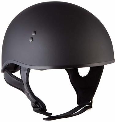 GMAX G145078 Half Helmet -- matte black - 2x-large [CAT_84778] Motorbike Helmet(Black)