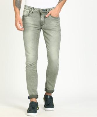 Killer Skinny Men Green Jeans