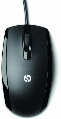 HP KY619AA 3 Button Optical Wired Mouse Wireless Optical Gaming Mouse 2.4GHz Wireless, Black HP Controllers