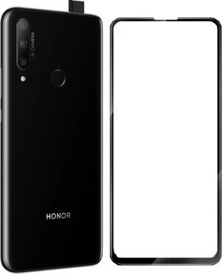 Cell-loid Edge To Edge Tempered Glass for Honor 9x(Pack of 1)