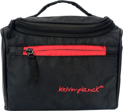 Kelvin Planck kplR4 Travel Toiletry Kit Black