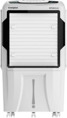 Crompton 70 L Window Air Cooler(White, Maroon, Optimus Classic 70)