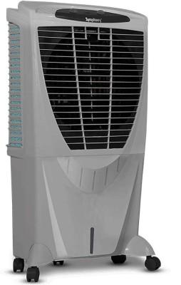 Symphony 80 L Desert Air Cooler(Black, Grey, WInter 80 XL +)