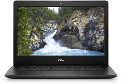 Dell Vostro 3000 Core i3 8th Gen - (4 GB/1 TB HDD/Linux) 3480 Laptop(14 inch, Black, 1.79 kg)