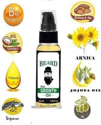 Spruce Shave Club Beard Growth Hair Oil(50 ml)