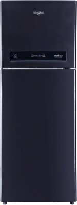 Whirlpool 340 L Frost Free Double Door 3 Star (2020) Convertible Refrigerator(Steel Onyx, IF INV CNV 355 STEEL ONYX (3S)-N)