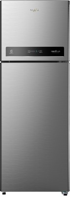 Whirlpool 440 L Frost Free Double Door 3 Star (2020) Convertible Refrigerator(Magnum Steel, IF INV CNV 455 MAGNUM STEEL (3S)-N)