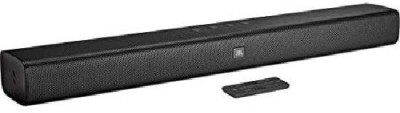 JBL Bar Studio Soundbar (Black) 30 W Soundbar(Black, Stereo Channel)