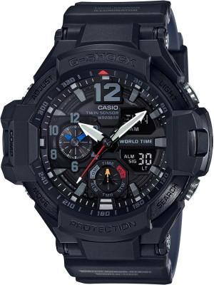 Casio G815 G-Shock ( GA-1100-1A1DR ) Analog-Digital Watch - For Men
