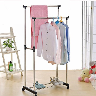 HKC House Steel Floor Cloth Dryer Stand HKChkjh(1 Tier)