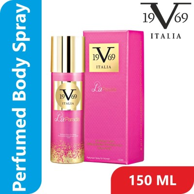 V1969 Italia La Paradis Perfume  -  150 ml(For Women)