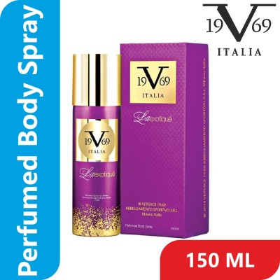 V1969 Italia La Exotique Perfume  -  150 ml(For Men & Women)