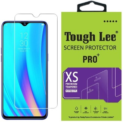 TOUGH LEE Tempered Glass Guard for Realme Narzo 30a, Realme Narzo 20, Realme Narzo 20A, Realme C11, Realme C12, Realme C15, Realme C3, Realme 5, Realme 5i, Realme 5s, Oppo A9 2020, Oppo A5 2020, Realme Narzo 10, Realme Narzo 10A, Oppo A31, Realme C20, Realme C25, Realme C21, Realme C25s, Realme 5, R
