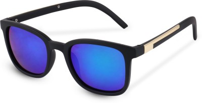 DEIXELS Wayfarer Sunglasses(Multicolor)