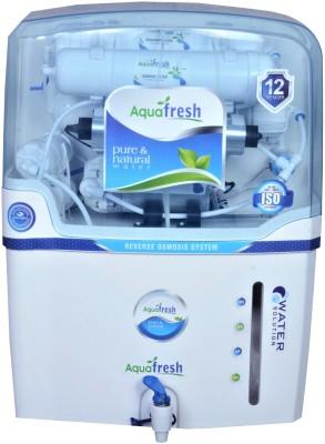 Aqua Fresh MINERAL+RO+UV+UF+TDS 15 L 15 L RO + UV + UF + TDS Water Purifier(White, Blue)
