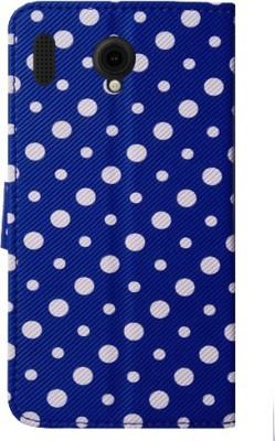 MAXSHAD Flip Cover for intex E3(Multicolor)