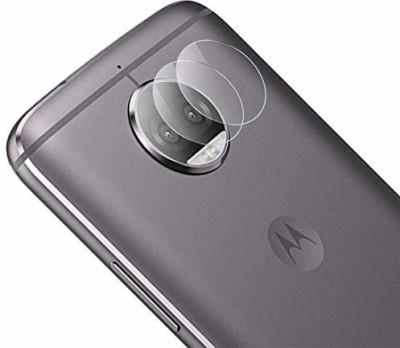 Brown Bee Camera Lens Protector for Motorola Moto G5s Plus(Pack of 1)