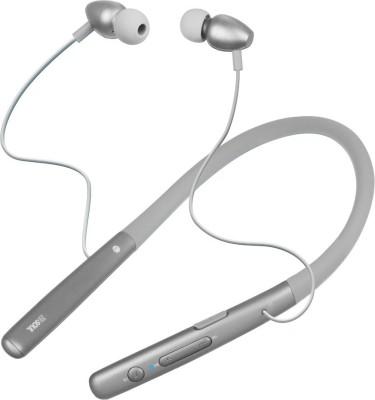 Zebronics ZEB-SOUL Bluetooth Headset(Silver, Wireless in the ear)