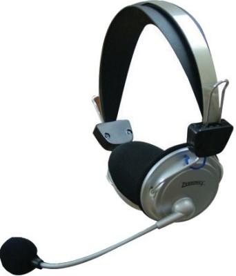 Zebronics ZEB - 1000 HMV New Headset with Mic(Black, On the Ear) 1